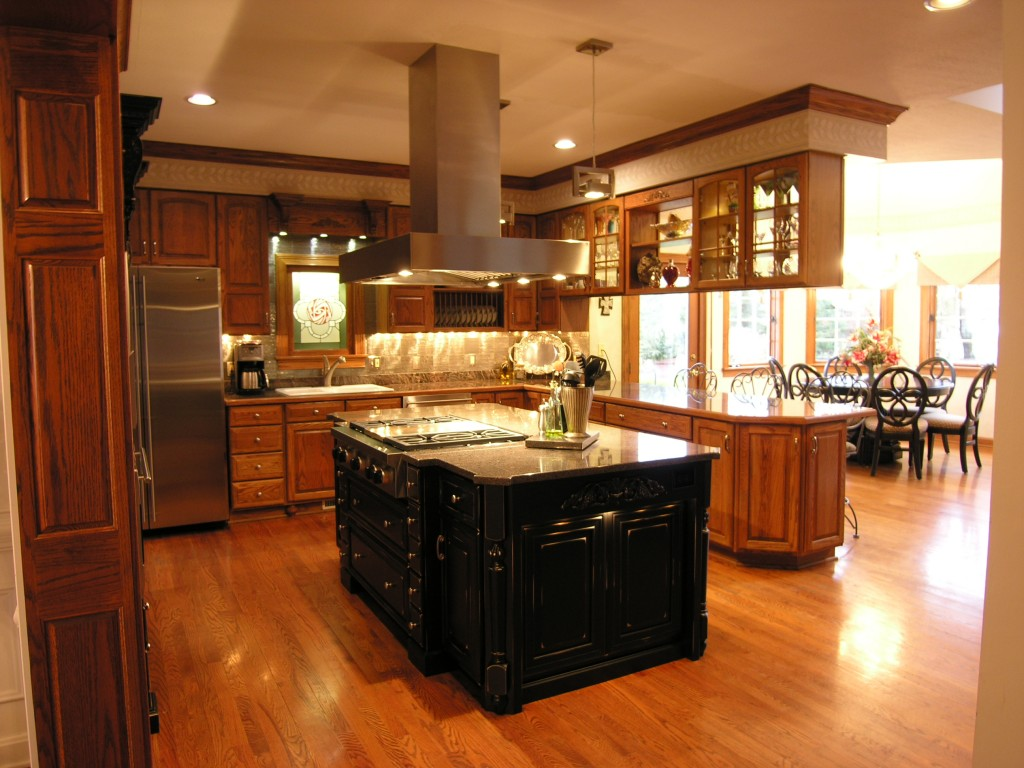 Kitchen Island Hood Rmd Designs Llc